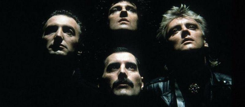 Лучшая рок-группа Queen