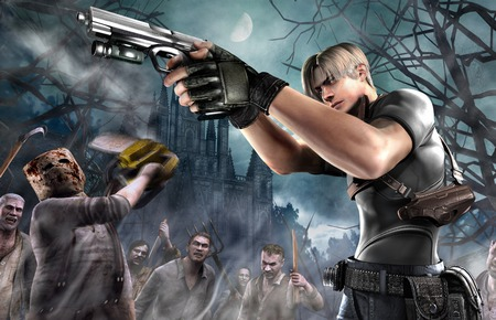 Самая страшная игра Resident Evil 4