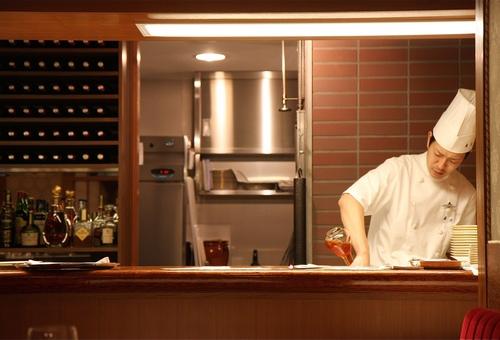 Ресторан Aragawa