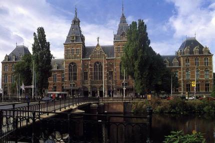 Рейксмузеум. Амстердам - самые известные музеи мира