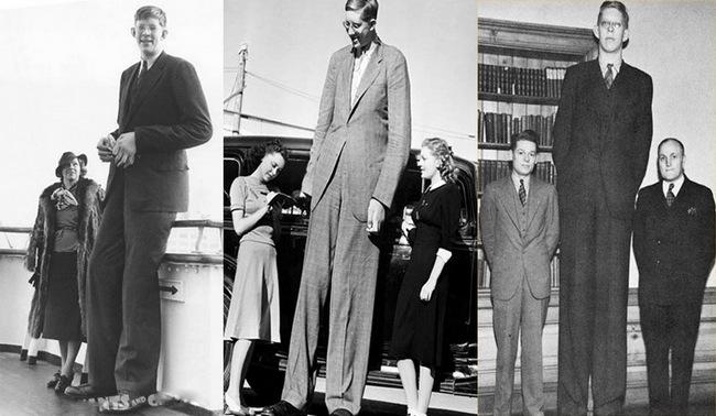 Самый высокий человек планеты