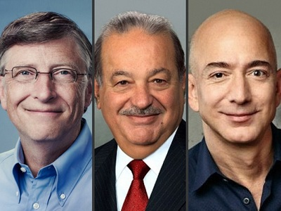 Форбс - самые богатые