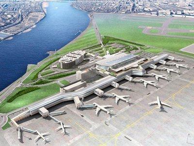 Самые большие аэропорты