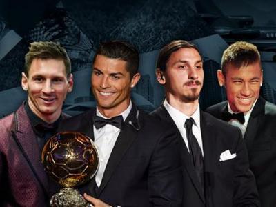 Самые богатые футболисты мира