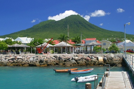 Федерация Сент-Китс и Невис - самые маленькие страны