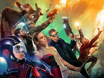 Сериалы относительно супергероев
