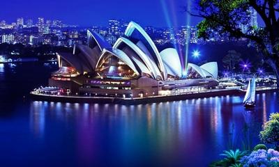 Сидней и Мельбурн