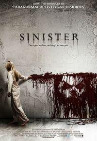 Лучший фильм ужасов 2013 - Синистер