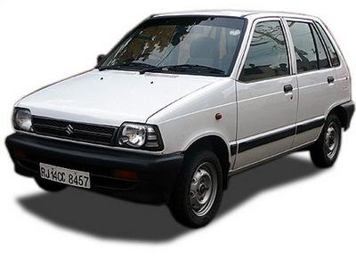 Suzuki Maruti 800