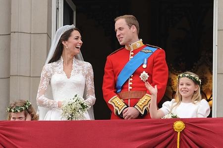 Принц Уильям и Кейт Миддлтон - самые дорогие свадьбы