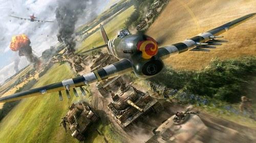 War Thunder: World of Planes - Лучшие онлайн игры