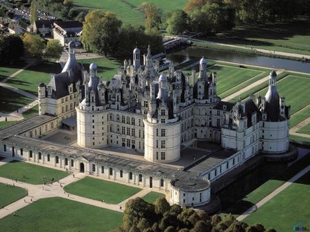 Замок Шамбор