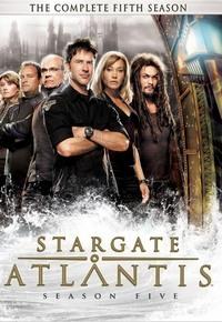 Звездные врата: Атлантида - лучшие фантастические сериалы года