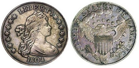 Class I Silver Dollar from Queller's Collection